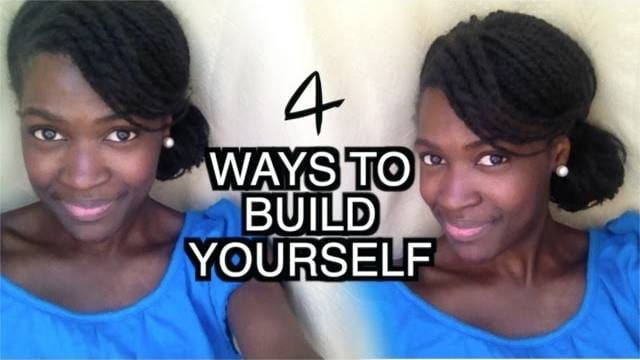 4 Ways to build yourself-I am a child of God