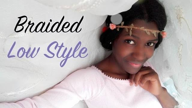 Natural hairstyles for special occasions - Natural hair summer styles!