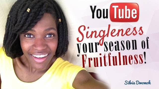 The season of singleness - Singleness is a gift - Single with purpose